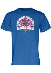Kansas Jayhawks Blue Jerseys Short Sleeve T Shirt