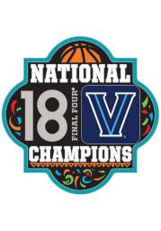 Villanova Wildcats Souvenir 2018 National Champion Pin