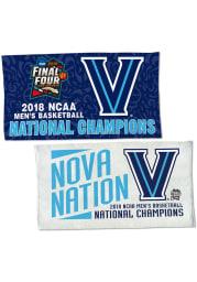 Villanova Wildcats 2018 National Champion Beach Towel