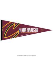 Cleveland Cavaliers 2018 NBA Finals 12x30 Pennant