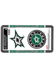 Dallas Stars 2-Pack Decal Combo License Frame