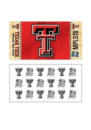 Texas Tech Red Raiders 2019 Final Four 2-Sided 22x42 Beach Towel