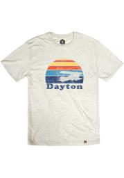 Dayton Oatmeal Sunset Plane Short Sleeve T Shirt