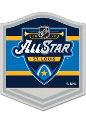 St Louis Blues Souvenir 2020 All Star Game Pin