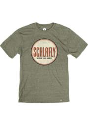 Schlafly Woodland Logo Short Sleeve T Shirt