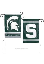 Michigan State Spartans 12x18 inch Garden Flag