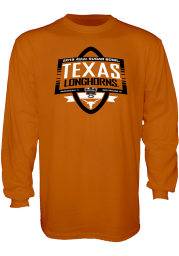 Texas Longhorns Burnt Orange 2018 Sugar Bowl bound Long Sleeve T Shirt