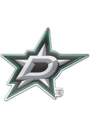 Dallas Stars Auto Badge Car Emblem - Green