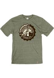Boulevard Woodland Bottlecap Smokestack Short Sleeve T Shirt