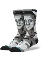 Ben Simmons Philadelphia 76ers NBA Future Legends Mens Crew Socks