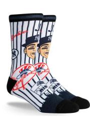 Aaron Judge New York Yankees Pins Mens Crew Socks