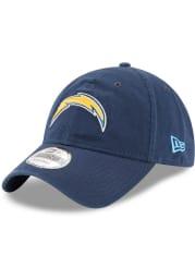 New Era Los Angeles Chargers Core Classic 9TWENTY Adjustable Hat - Navy Blue