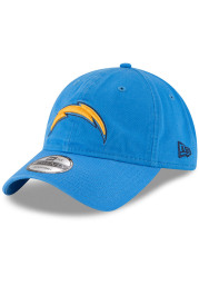 New Era Los Angeles Chargers Core Classic 9TWENTY Adjustable Hat - Light Blue