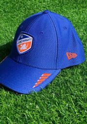 New Era FC Cincinnati Blue JR Rush 39THIRTY Youth Flex Hat