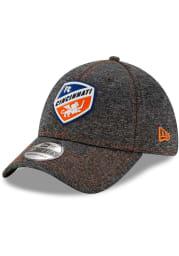 New Era FC Cincinnati Mens Grey STH Club 39THIRTY Flex Hat