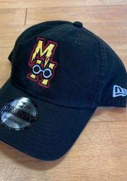 New Era Toledo Mud Hens Wizard Night 9TWENTY Adjustable Hat - Black