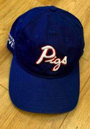 New Era Lehigh Valley Ironpigs Core Classic 9TWENTY Adjustable Hat - Blue
