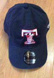 New Era Toledo Mud Hens Core Classic 9TWENTY Adjustable Hat - Navy Blue