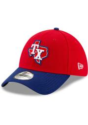 New Era Texas Rangers Red Alt 3 Team Classic JR 39THIRTY Youth Flex Hat