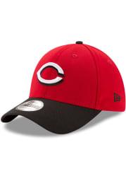 New Era Cincinnati Reds Red Road Team Classic JR 39THIRTY Youth Flex Hat