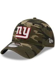 New Era New York Giants Core Classic 9TWENTY Adjustable Hat - Green