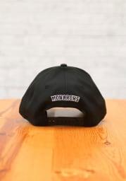 New Era Kansas City Monarchs Replica Stretch Snap 9FORTY Adjustable Hat - Black