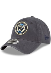 New Era Philadelphia Union Core Classic 9TWENTY Adjustable Hat - Grey