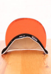 New Era New York Yankees Mens Grey Tonal Rust Pop 2000 WS Side Patch 59FIFTY Fitted Hat