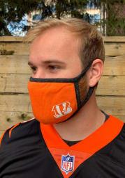 New Era Cincinnati Bengals Team Color Fan Mask