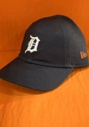 New Era Detroit Tigers Baby My 1st 9TWENTY Adjustable Hat - Navy Blue