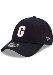 New Era Homestead Grays Homestead Grays Navy MLB21 TBTC 9FORTY Adjustable Hat - Navy Blue