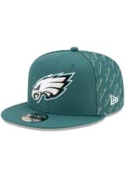 New Era Philadelphia Eagles Green NFL21 x Gatorade 9FIFTY Mens Snapback Hat