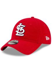 New Era St Louis Cardinals Red Replica JR Core Classic 9TWENTY Youth Adjustable Hat