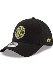 New Era Columbus Crew The League 9FORTY Adjustable Hat - Black