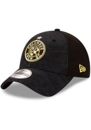 New Era Columbus Crew Jersey Hook Core Classic 9TWENTY Adjustable Hat - Black