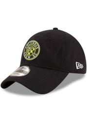 New Era Columbus Crew Core Classic 9TWENTY Adjustable Hat - Black