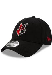 New Era Indianapolis Theme Night 9FORTY Adjustable Hat - Black
