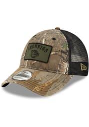 New Era Lehigh Valley Ironpigs Trucker 9FORTY Adjustable Hat - Green