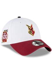 New Era Indianapolis Theme Night 9TWENTY Adjustable Hat - White