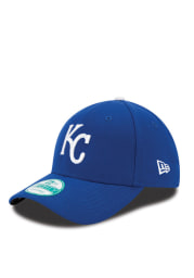 Kansas City Royals Blue Jr The League Youth Adjustable Hat