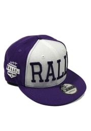 New Era RALLY Purple 9FIFTY Mens Snapback Hat