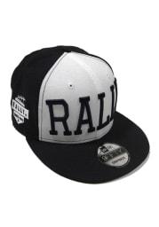 New Era RALLY Navy Blue 9FIFTY Mens Snapback Hat