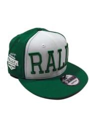 New Era RALLY Kelly Green 9FIFTY Mens Snapback Hat