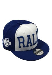 New Era RALLY Blue 9FIFTY Mens Snapback Hat