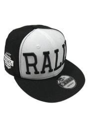New Era RALLY Black 9FIFTY Mens Snapback Hat