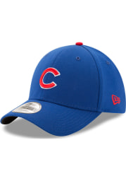 Chicago Cubs Blue Game Jr Team Classic 39THIRTY Youth Flex Hat