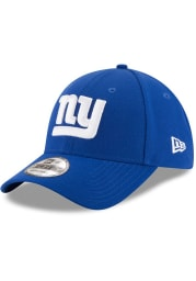 New Era New York Giants The League 9FORTY Adjustable Hat - Blue