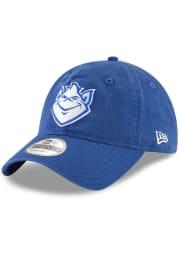 New Era Saint Louis Billikens Core Classic 9TWENTY Adjustable Hat - Blue