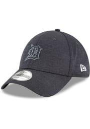 New Era Detroit Tigers Navy Blue 2018 Clubhouse Jr 39THIRTY Youth Flex Hat