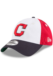 New Era Cleveland Indians 2018 All Star 9TWENTY Adjustable Hat - Navy Blue